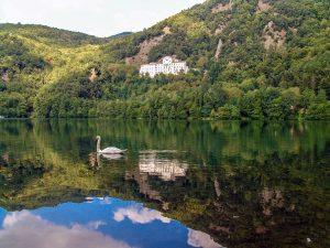 Monticchio-Laghi_Abbazia-di-S.Michele-Arcangelo_Basilicata-da-vedere